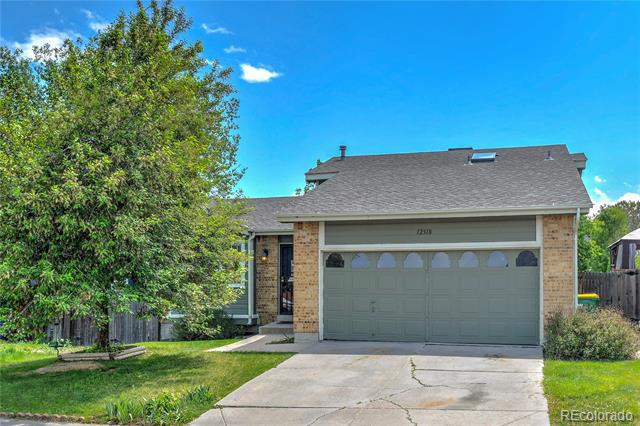 Photo of home for sale at 12318 Jasmine Street, Brighton CO