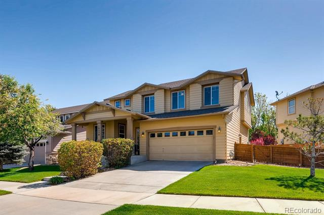 Photo of home for sale at 10558 Ouray Street, Commerce City CO