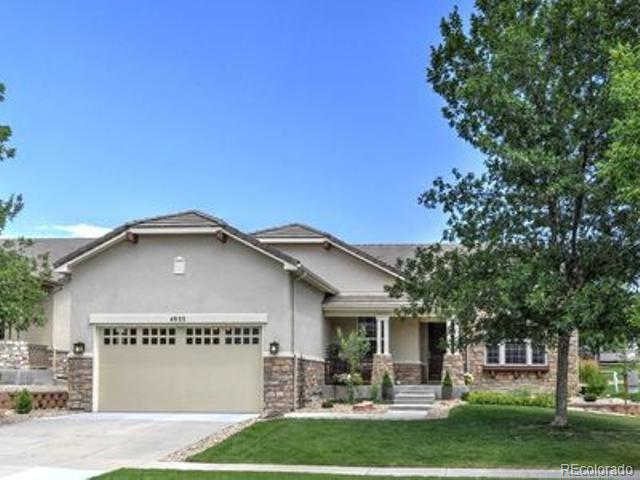Photo of home for sale at 5002 Democrat Drive, Broomfield CO