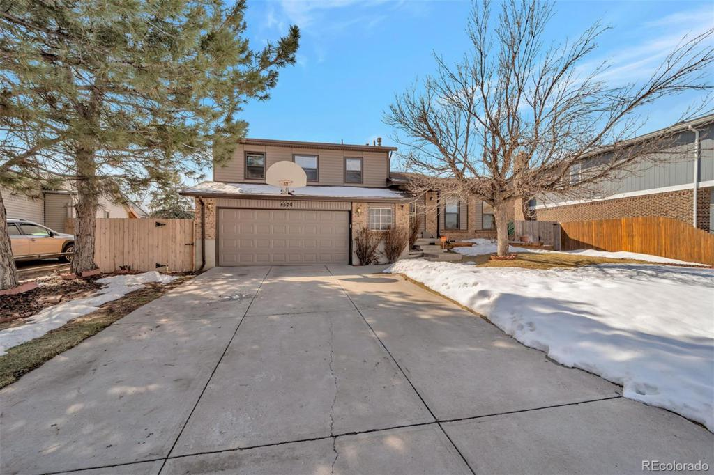 Photo of home for sale at 4570 120th Place E, Thornton CO