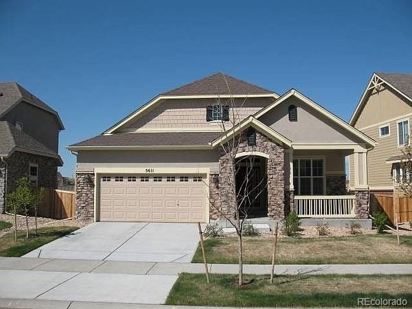 Photo of home for sale at 5611 Catawba Way S, Aurora CO
