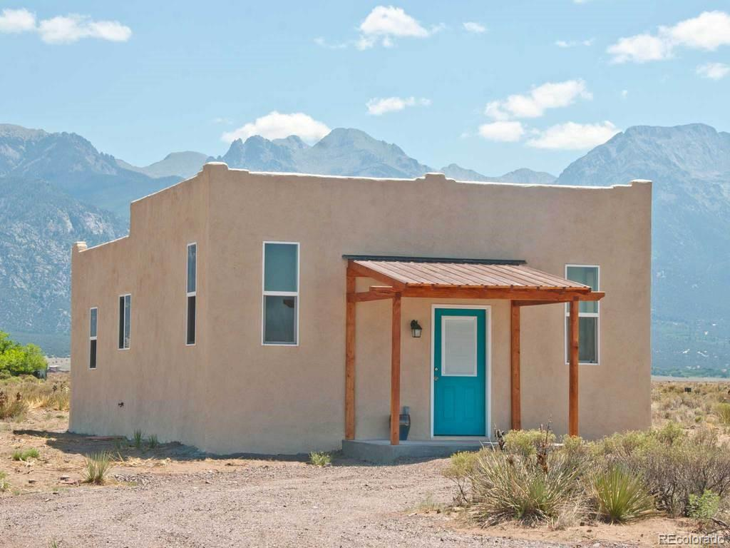 Photo of home for sale at 96 Bueno Court, Crestone CO