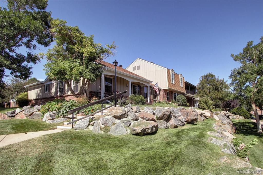 Photo of home for sale at 2545 Geddes Place E, Centennial CO