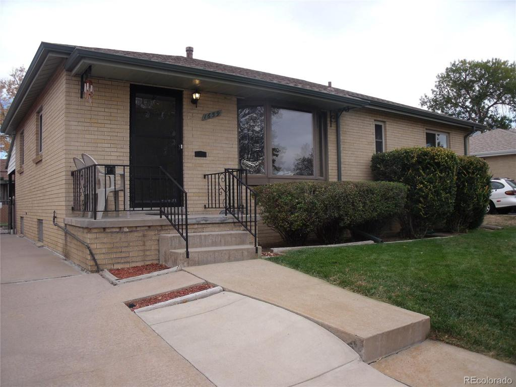 Photo of home for sale at 1659 Winona Court S, Denver CO