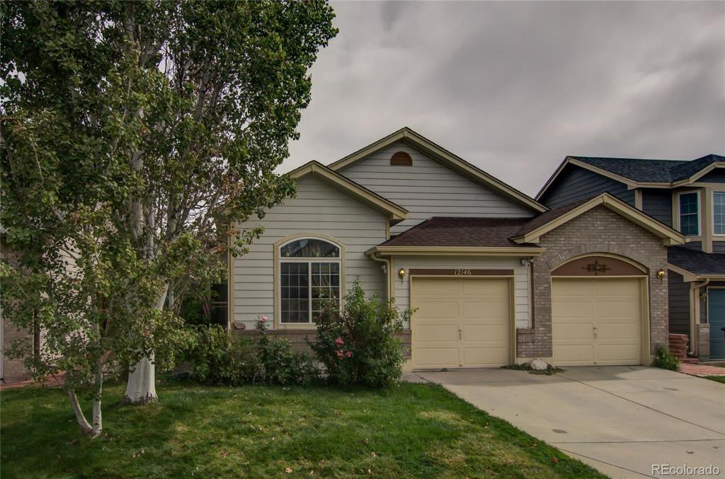 Photo of home for sale at 12146 Crabapple Street, Broomfield CO