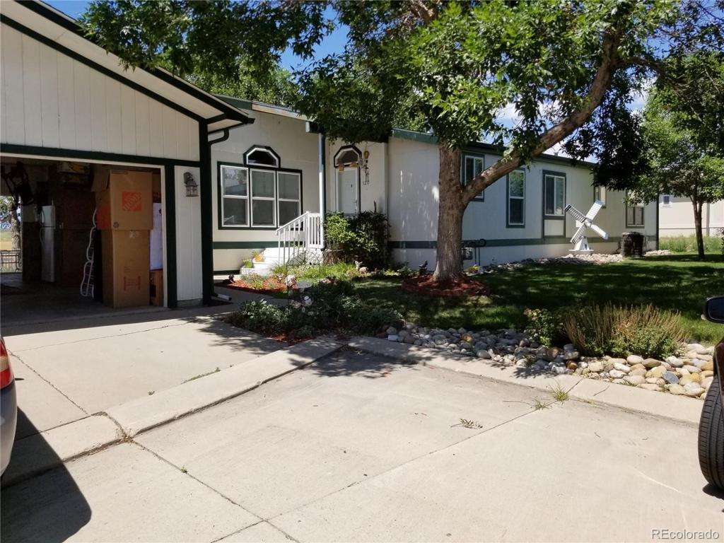 Photo of home for sale at 3251 Rim N, Longmont CO