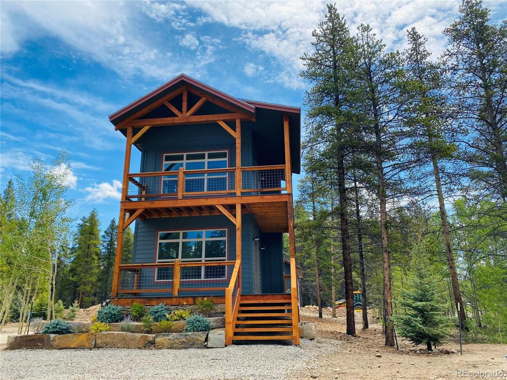 Photo of home for sale at 100 Westwoods Drive, Leadville CO