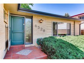 Property for sale at 6528 Mar Vista Place, Denver,  Colorado 80224