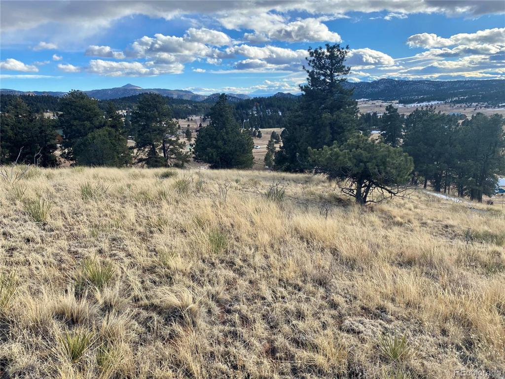 Photo of home for sale at 71 Elkhorn Circle, Florissant CO