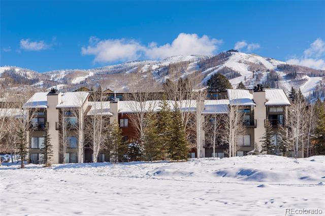 Photo of home for sale at 1945 Cornice Drive, Steamboat Springs CO