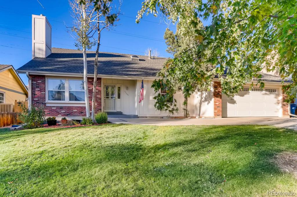 Photo of home for sale at 17263 Atlantic Place E, Aurora CO