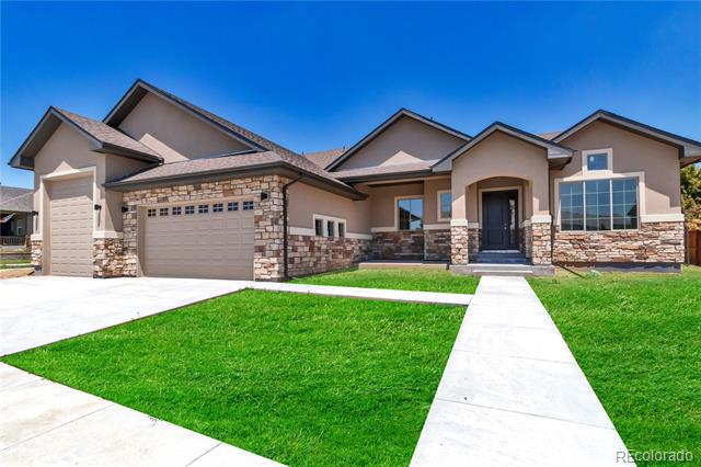 Photo of home for sale at 4715 Tumbleweed Drive, Brighton CO