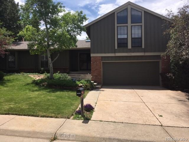 Photo of home for sale at 3044 Fremont Drive E, Centennial CO