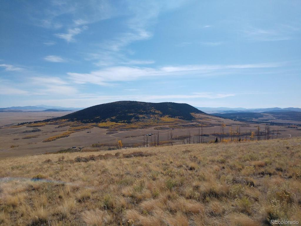Photo of home for sale at Black Mountain Ranch Road, Fairplay CO