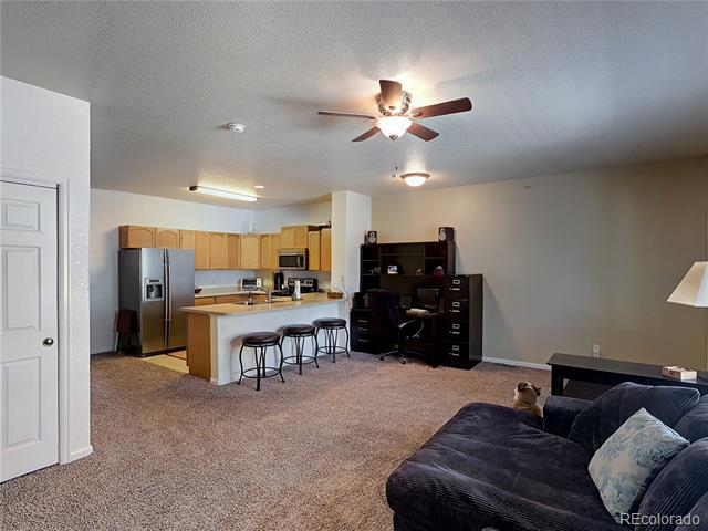 Photo of home for sale at 18082 Becket Drive, Parker CO