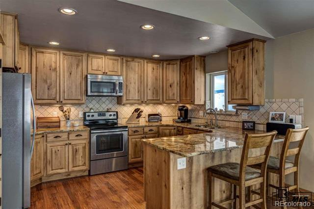 Photo of home for sale at 31020 Willow Lane, Steamboat Springs CO