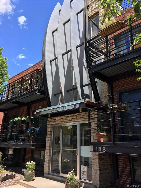 Photo of home for sale at 188 Logan Street S, Denver CO
