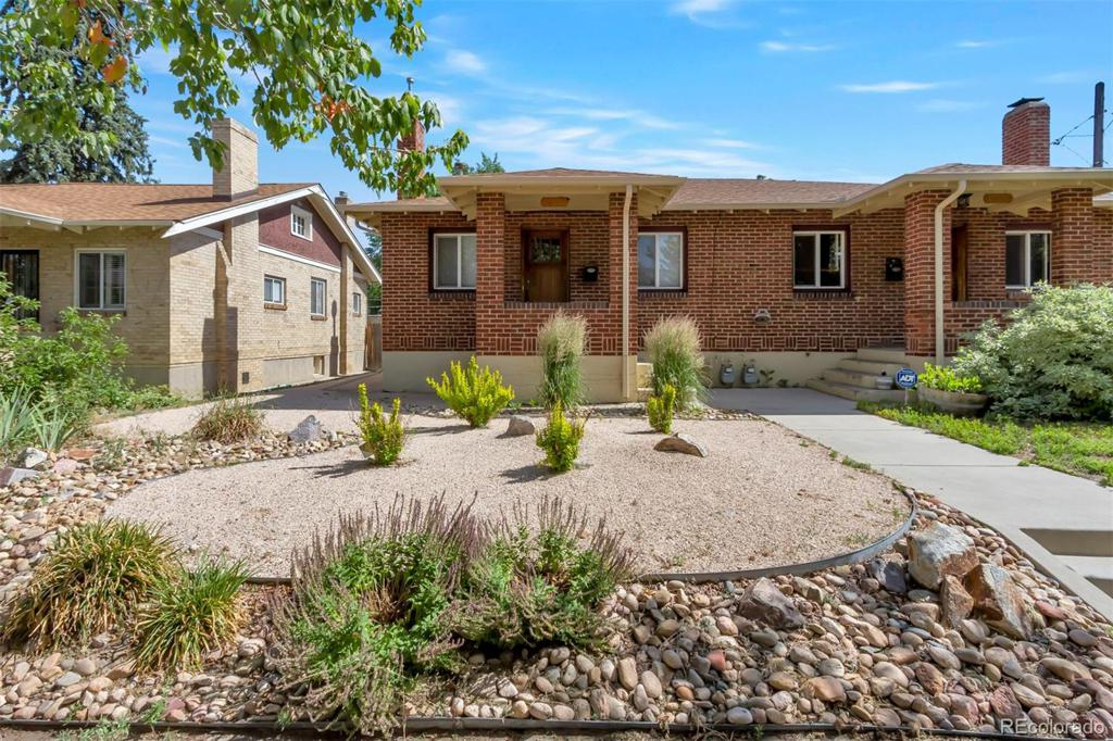 Photo of home for sale at 3470 37th Avenue W, Denver CO