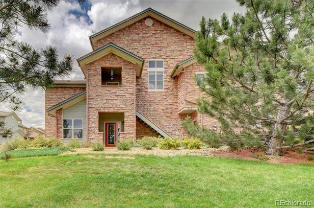 Photo of home for sale at 2521 Bahama Circle South, Aurora CO