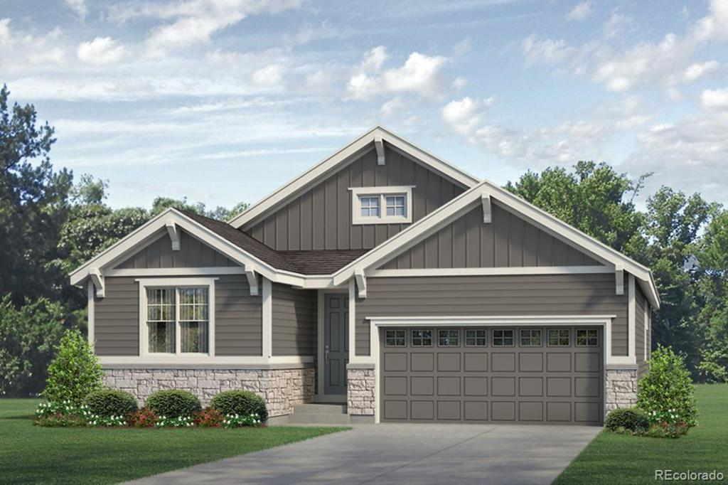 Photo of home for sale at 2349 Flagstaff Drive, Longmont CO