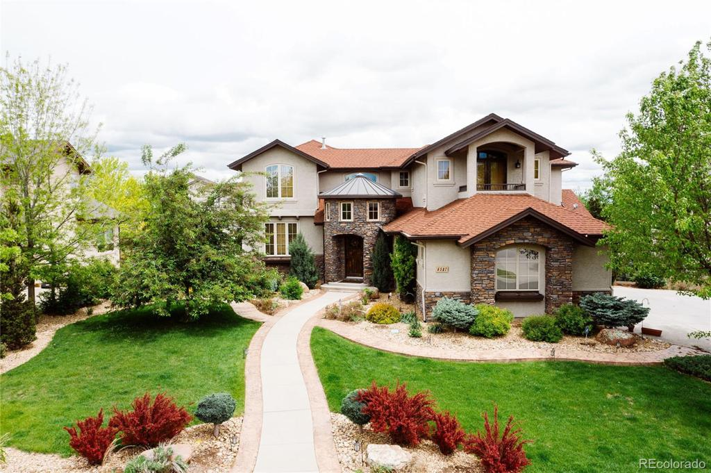 Photo of home for sale at 6587 Rookery Road, Fort Collins CO
