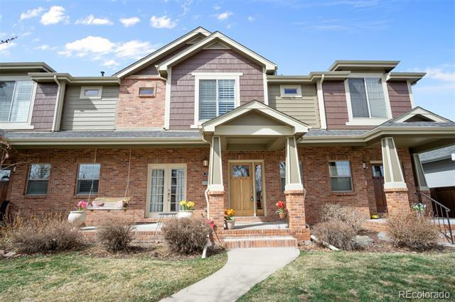 Photo of home for sale at 1667 Sherman Street South, Denver CO