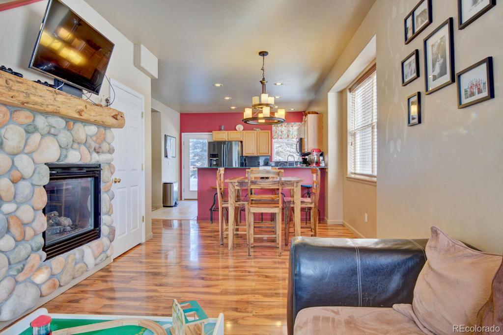 Photo of home for sale at 99 Audrey Circle, Breckenridge CO
