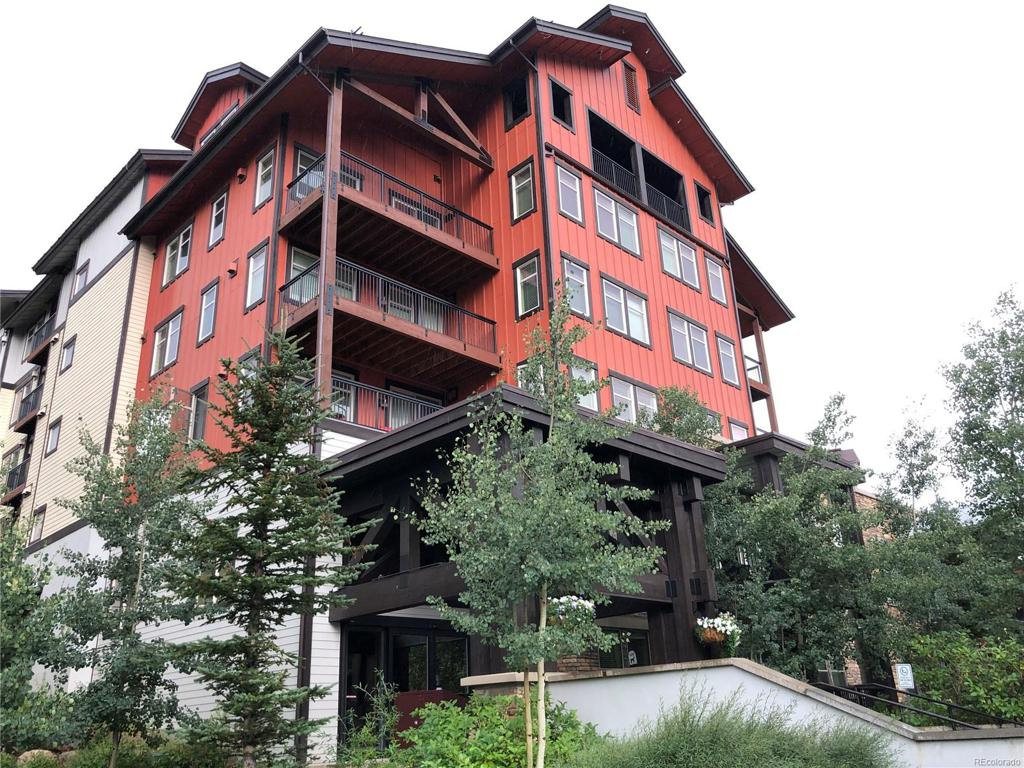 Photo of home for sale at 580 Winter Park Drive, Winter Park CO