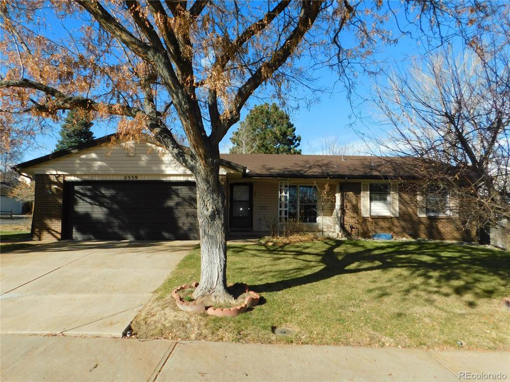 Photo of home for sale at 2559 Fairplay Way S, Aurora CO