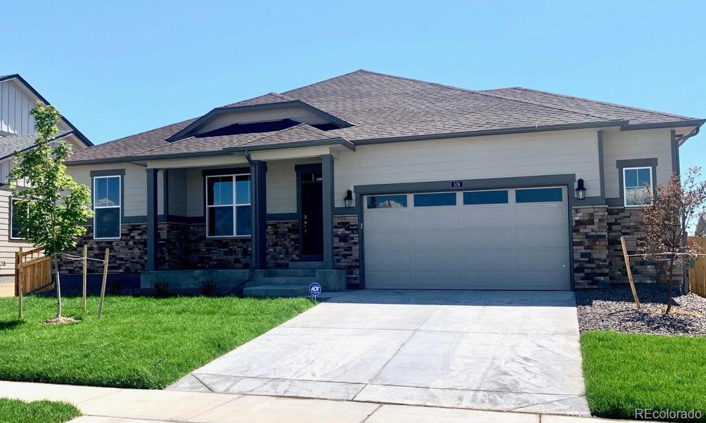 Photo of home for sale at 506 Golden Eagle Parkway N, Brighton CO