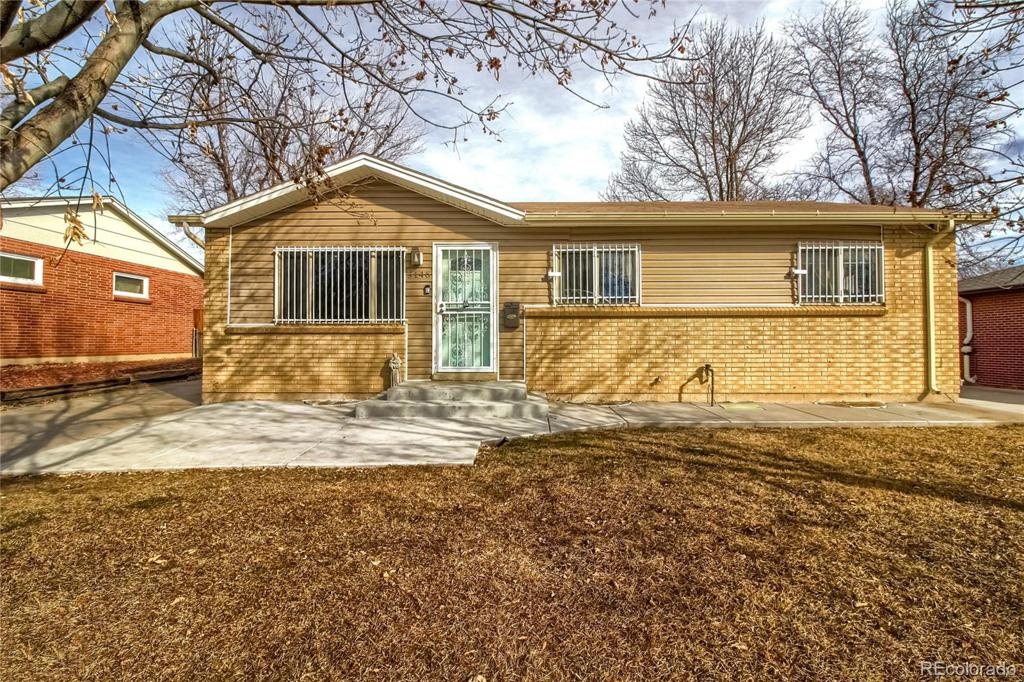 Photo of home for sale at 3146 Stuart Street S, Denver CO