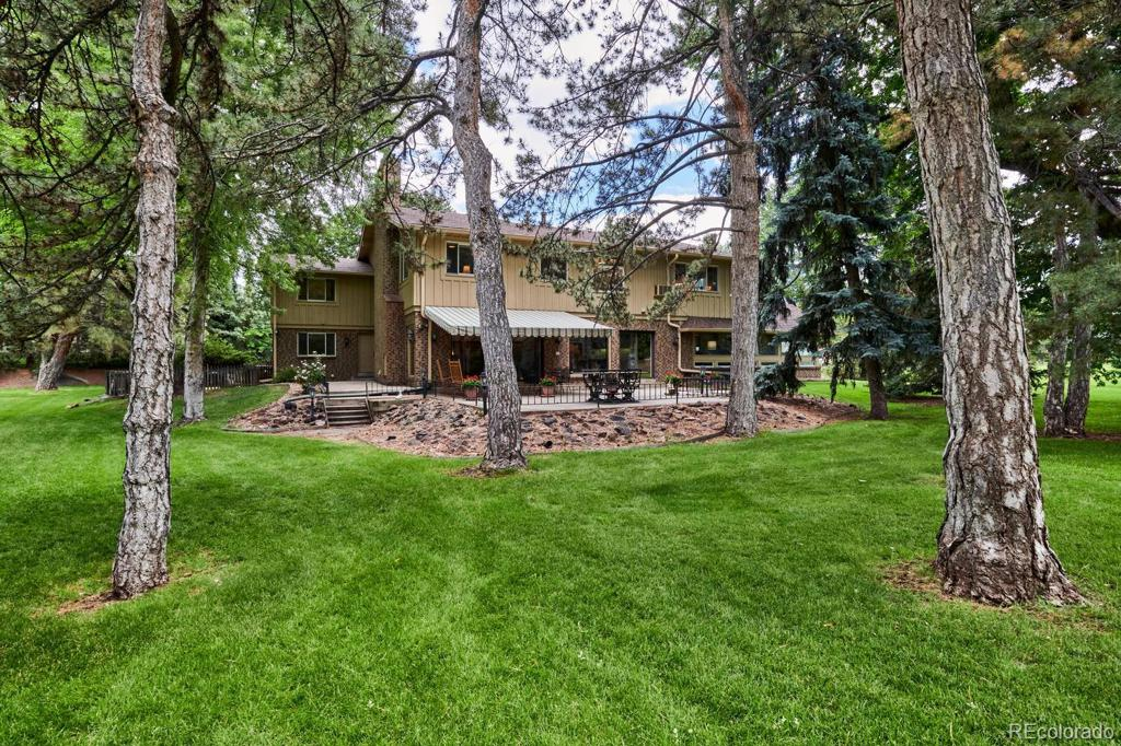 Photo of home for sale at 1 Polo Club Drive, Denver CO