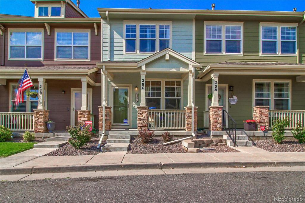 Photo of home for sale at 15612 96th Way E, Commerce City CO
