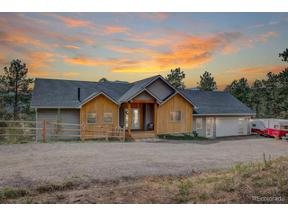 Property for sale at 6730 Valley Circle, Morrison,  Colorado 80465
