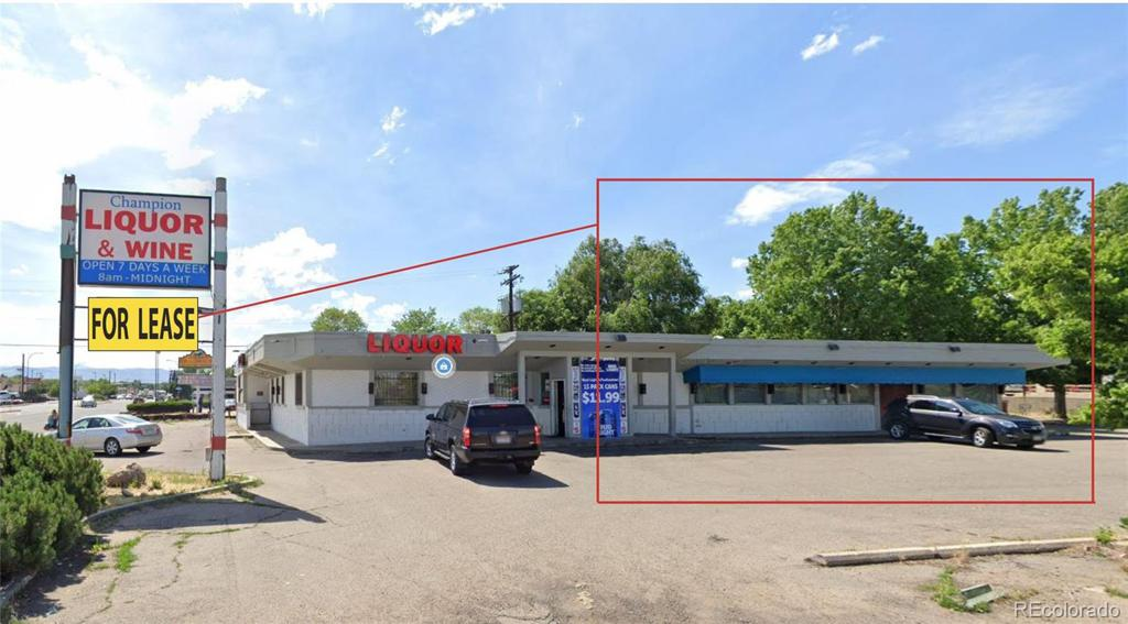 Photo of home for sale at 6111 Colfax Avenue W, Lakewood CO