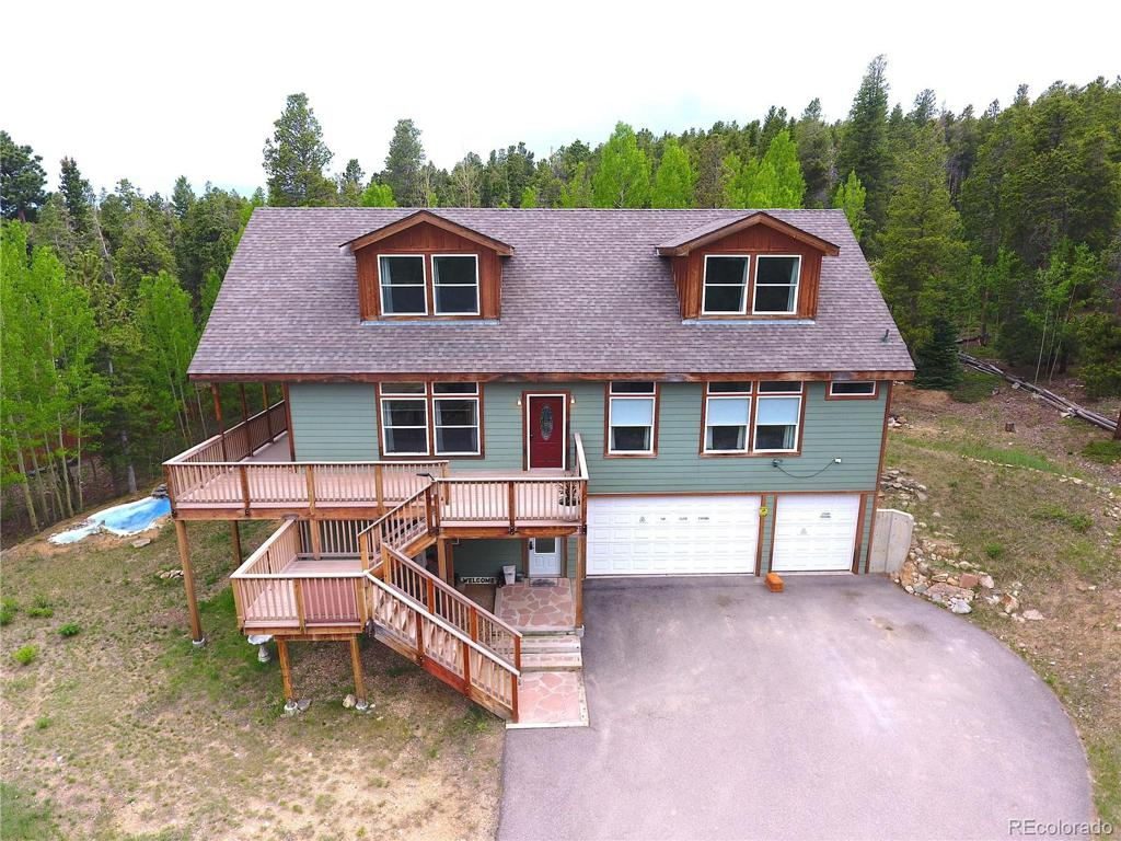 Photo of home for sale at 237 Tschaikovsky Road, Black Hawk CO