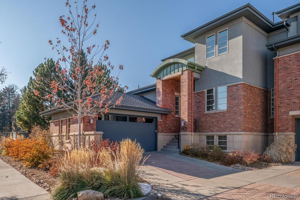 Photo of home for sale at 7571 4th Avenue E, Denver CO