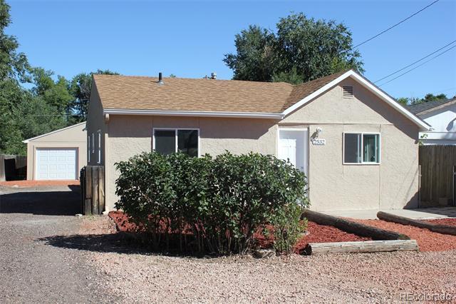 Photo of home for sale at 2532 Willamette Avenue E, Colorado Springs CO