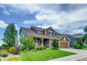 Property for sale at 10507 Kicking Horse Drive, Littleton,  Colorado 80125