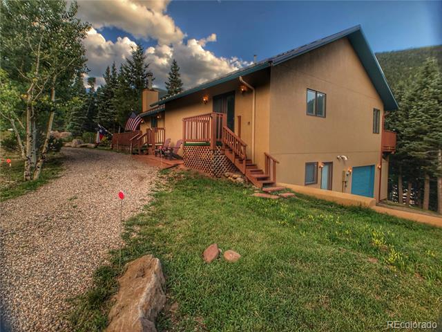Photo of home for sale at 55 Ruby Lane, La Veta CO