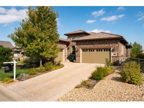 Property for sale at 201 Featherwalk Court, Highlands Ranch,  Colorado 80126