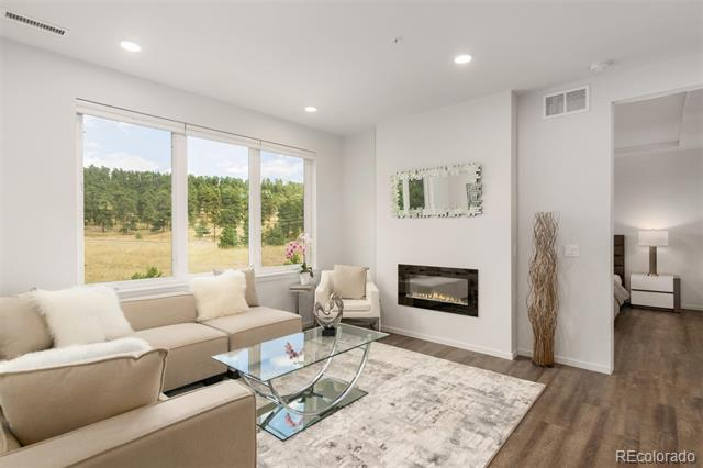 Photo of home for sale at 31161 Black Eagle Drive, Evergreen CO