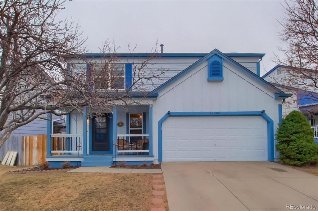 Photo of home for sale at 12086 Ivy Court, Brighton CO