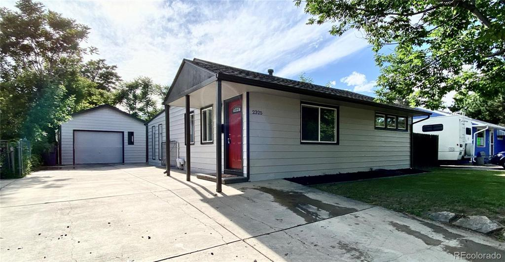 Photo of home for sale at 2325 King Street S, Denver CO