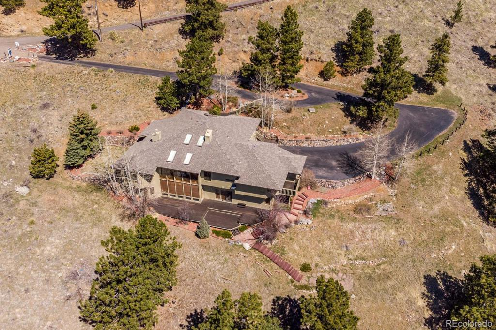 Photo of home for sale at 33174 Bergen Mountain Road, Evergreen CO