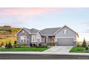 Property for sale at 4907 Hogback Ridge Road, Morrison,  Colorado 80465