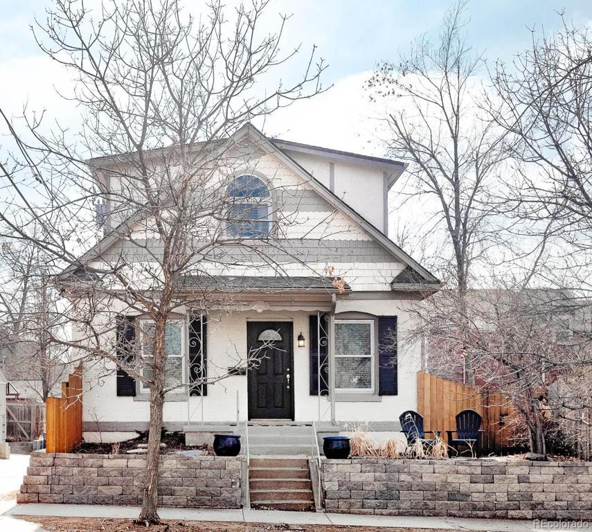 Photo of home for sale at 1030 Mississippi Avenue E, Denver CO
