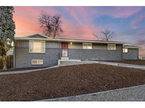 Property for sale at 3941 Routt Street, Wheat Ridge,  Colorado 80033