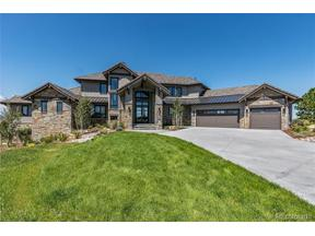 Property for sale at 8475 Lost Reserve Court, Parker,  Colorado 80134