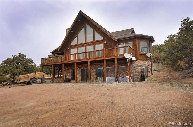 Photo of home for sale at 10920 County Road 194, Salida CO
